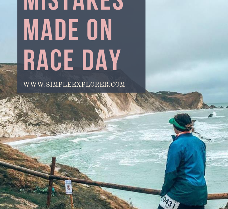 10 MISTAKES MADE ON RACE DAY