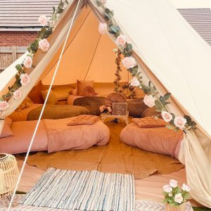 WILD IVY BELL TENTS