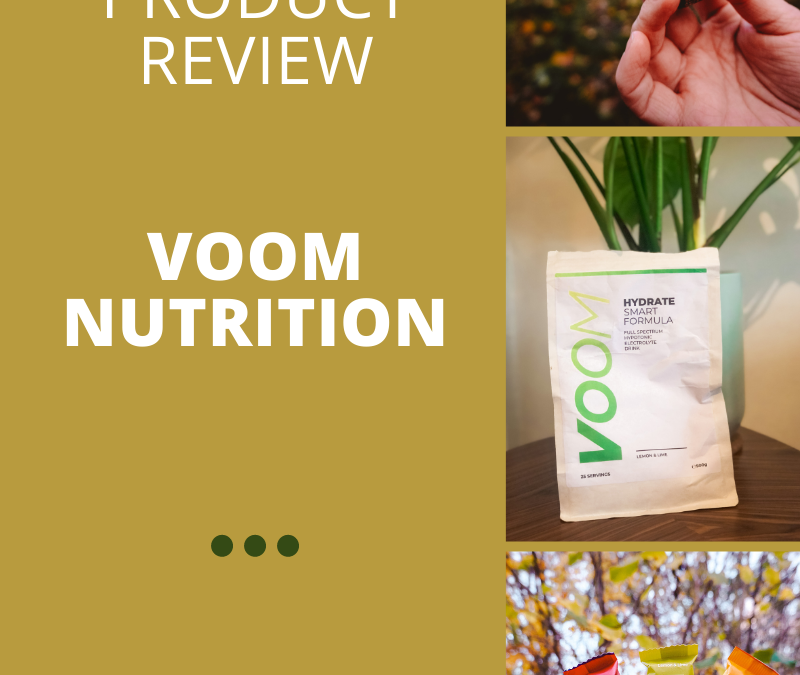 REVIEW: VOOM NUTRITION