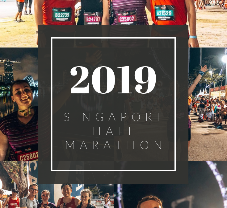 SINGAPORE SUNDOWN HALF MARATHON 2019