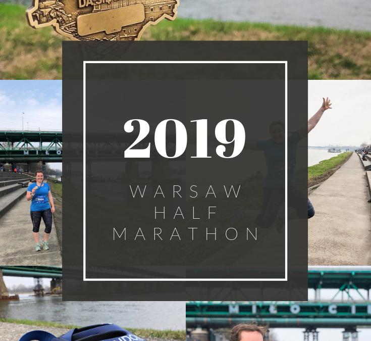 WARSAW HALF MARATHON 2019