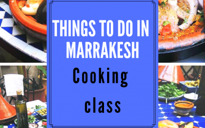 THINGS TO DO MARRAKESH: COOKING CLASS