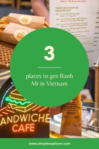 3 places to get banh mi vietnam