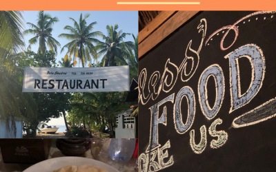 4 PLACES TO EAT – RASDHOO, MALDIVES