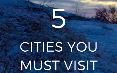 5 CITIES YOU MUST VISIT IN NORWAY