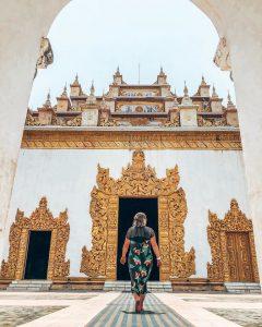Walking in Myanmar