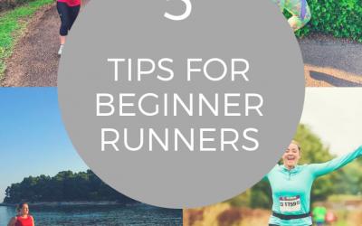 5 TIPS FOR BEGINNER RUNNERS