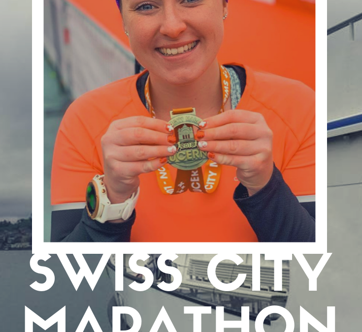 SWISS CITY MARATHON 2018