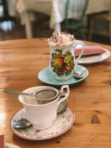 Dotty's Tea Garden - Couldson