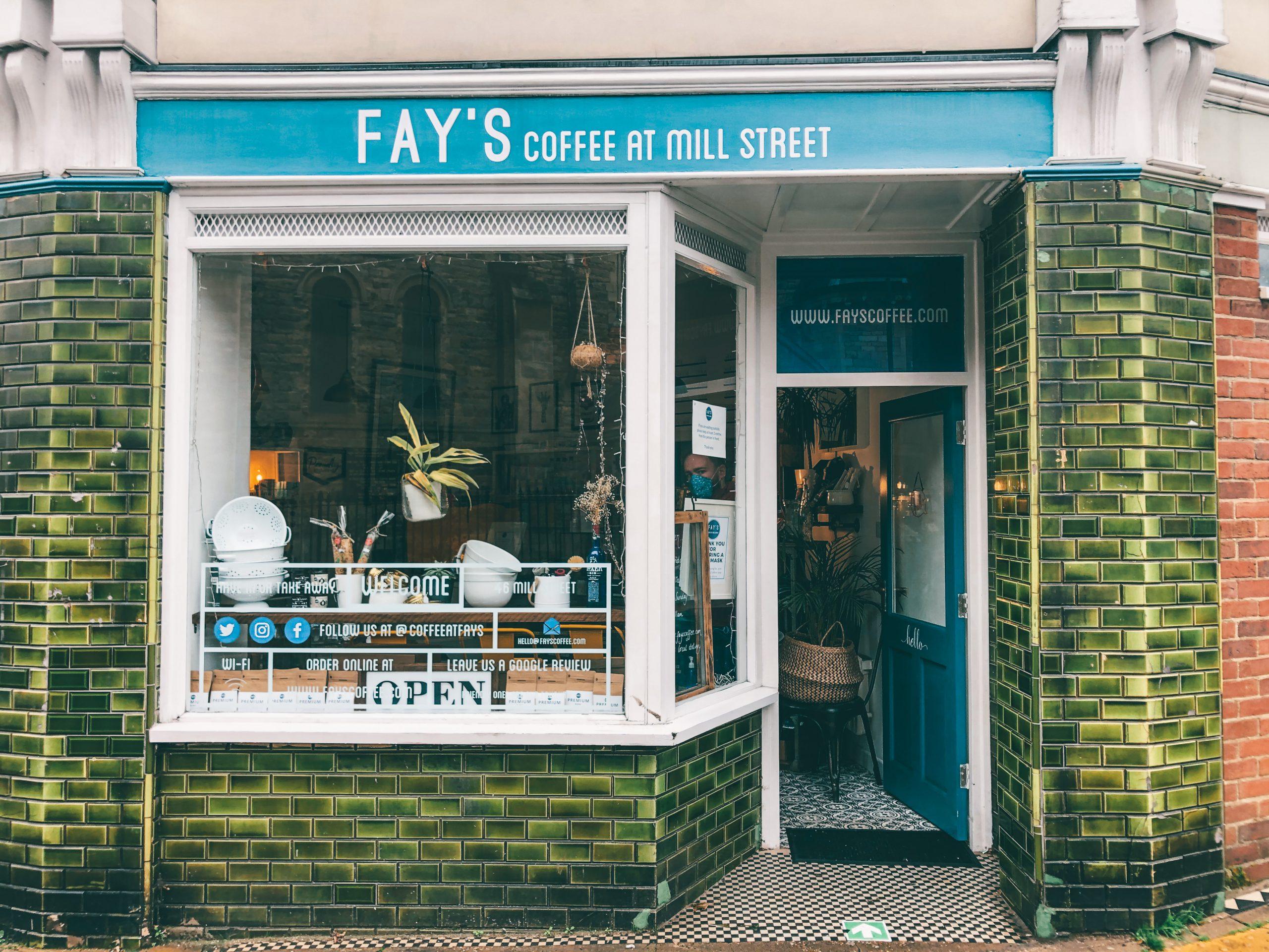 FAY'S COFFEE