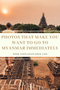 title on top of a photo of some temples in myanmar
