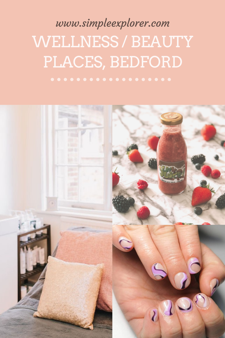 WELLNESS/BEAUTY PLACES BEDFORD
