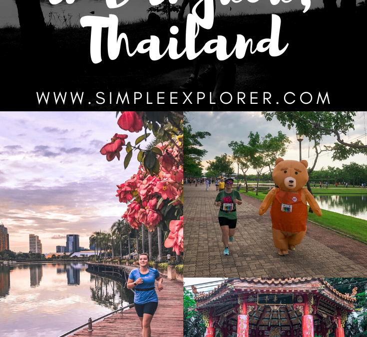 WHERE TO RUN, BANGKOK THAILAND