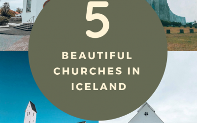 5 BEAUTIFUL CHURCHES IN ICELAND